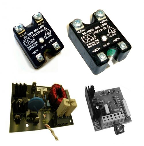 Electromagnetic and Vibrator controllers