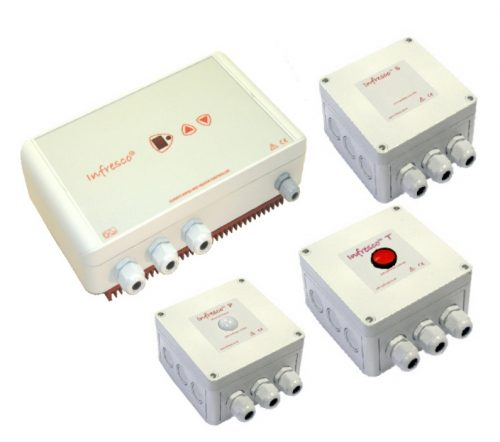Infresco - Infrared heating controllers and accessories