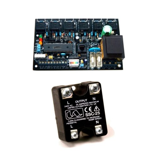 Soft start controllers